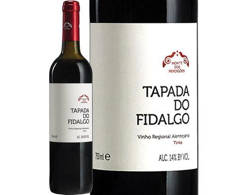 VINHO TINTO TAPADA DO FIDALGO REGIONAL ALENTEJO 0.75L image number 0