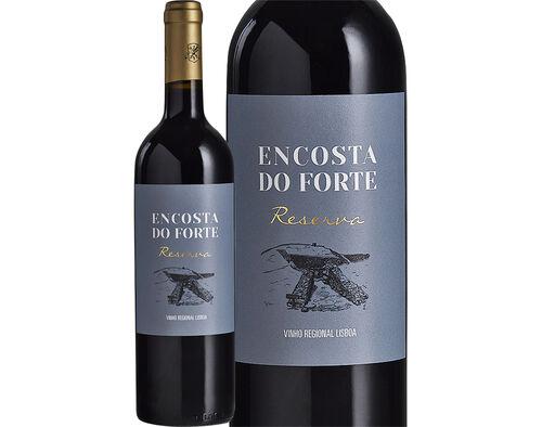VINHO ENCOSTA DO FORTE TINTO RESERVA LISBOA 0.75L image number 0
