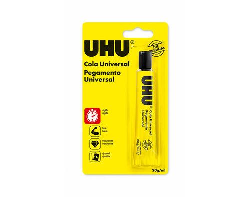COLA UNIVERSAL UHU TUBO 20ML image number 0