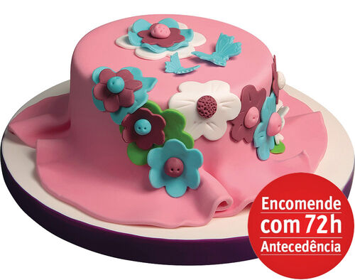 BOLO CAKE DESIGN Nº4 KG FABRICO PRÓPRIO image number 0