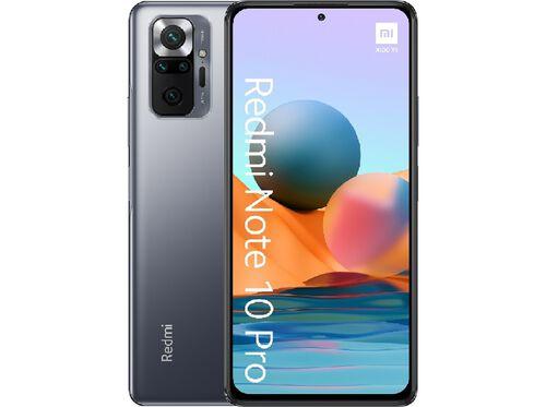 SMARTPHONE XIAOMI REDMI NOTE 10PRO GB 6GB 128GB CINZENTO image number 0