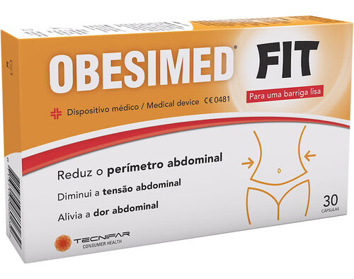 SUPLEMENTO OBESIMED FIT 30CAPS image number 0