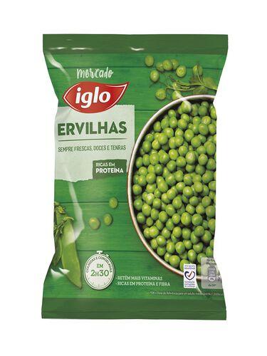 ERVILHAS IGLO 700 G image number 0