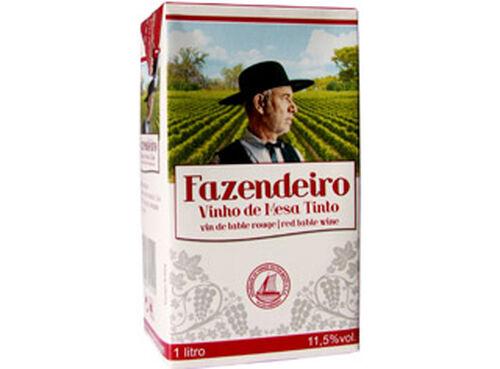 VINHO FAZENDEIRO TINTO 1L image number 0