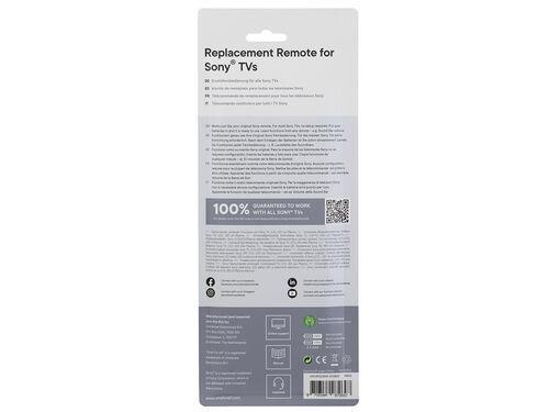 TELECOMANDO ONE FOR ALL SONY URC4912