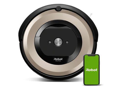 ASPIRADOR ROBOT IROBOT ROOMBA E6 image number 0