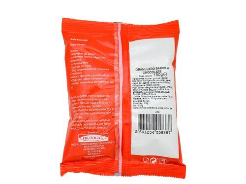 GRANULADO CIMARROM SABOR CHOCOLATE 150G image number 1
