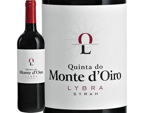 VINHO QUINTA DO MONTE D'OIRO LYBRA TINTO 0.75L image number 0