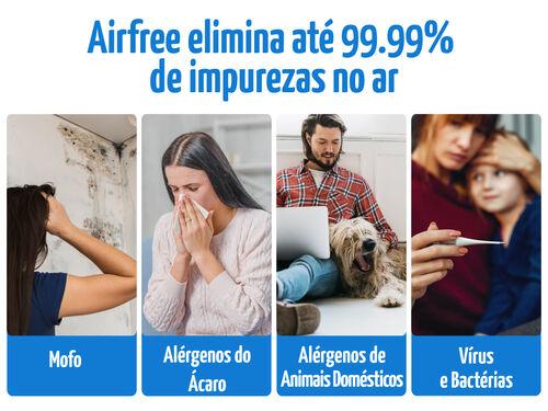 PURIFICADOR DO AR AIRFREE BRANCO P1000W