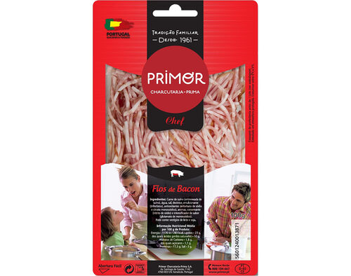 BACON PRIMOR EXTRA FIOS 100G image number 0