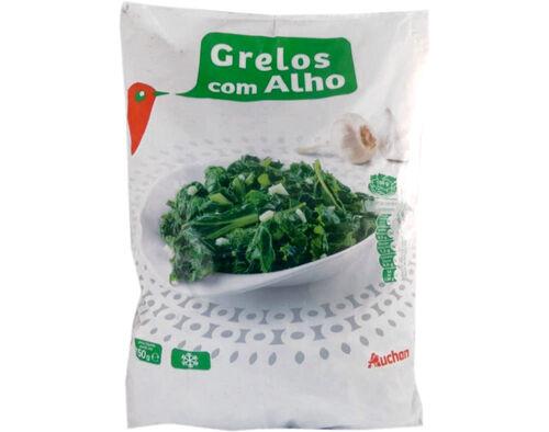 GRELOS NABO AUCHAN COM ALHO 750 G image number 0