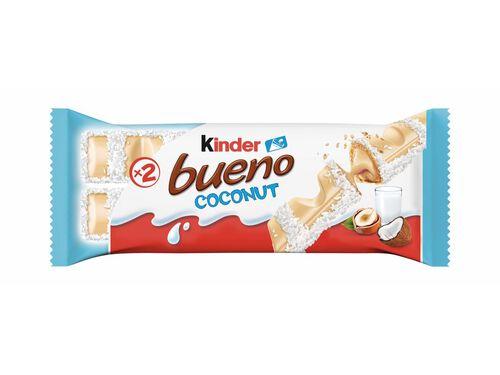 SNACK FERRERO KINDER BUENO COCO 39 G image number 0