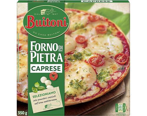 PIZZA BUITONI FORNO DI PIETRA CAPRESE 340G image number 0