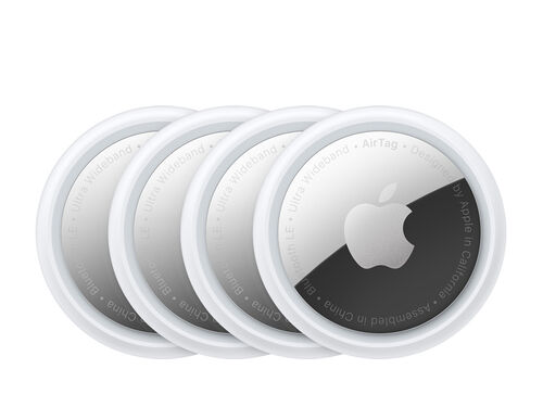AIRTAG APPLE MX542ZY/A (4 PACK) image number 0