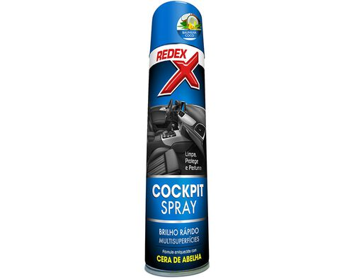 COCKPIT SPRAY REDEX BAUNILHA/COCO 600 ML image number 0