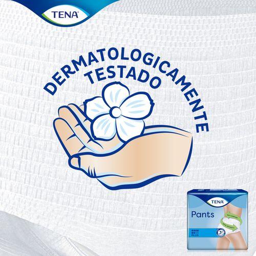 CUECA INCONTINÊNCIA TENA PLUS XL 12 UN