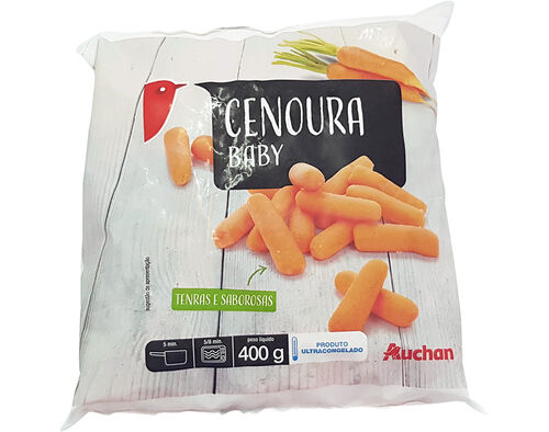 CENOURA AUCHAN BABY 400G image number 0