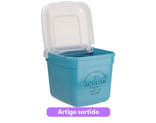 AÇUCAREIRO COM TAMPA BASCULANTE CODIL COLORS 0.9L image number 0