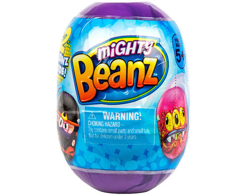 PACK 2 PCS. MIGHTY BEANZ image number 0
