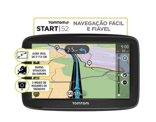 GPS TOMTOM START 52 EUROPA 45 image number 0