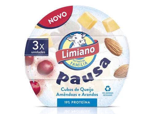QUEIJO LIMIANO PAUSA 3X40GR image number 0