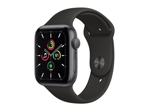 APPLE GRAY 44MM WATCH SE MYDT2PO/A image number 0