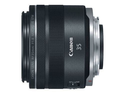 OBJECTIVA CANON RF 35MM F/1 8 MACRO IS STM image number 1