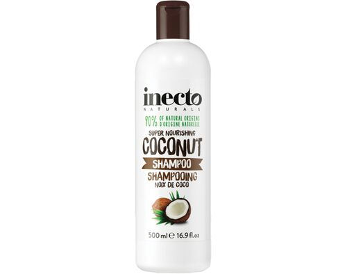 CHAMPO INECTO NATURAL COCO 500ML image number 0