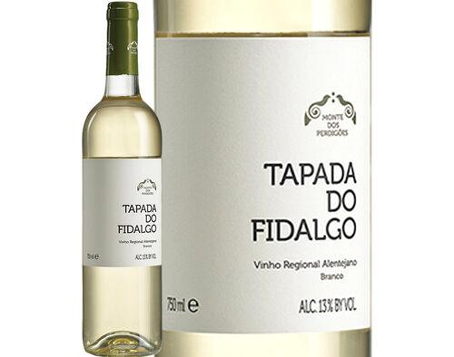 VINHO TAPADA DO FIDALGO BRANCO ALENTEJO 0.75L image number 0
