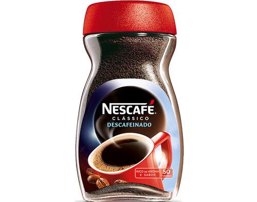 CAFÉ NESCAFÉ SOLÚVEL SEM CAFEÍNA 100G image number 0