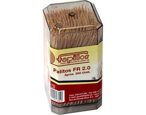 PALITOS FAPILOR EM MADEIRA PACK 300 UNIDADES image number 0