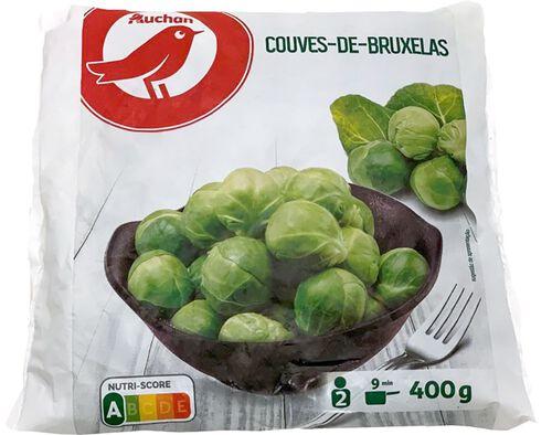 COUVE BRUXELAS AUCHAN 400 G image number 0