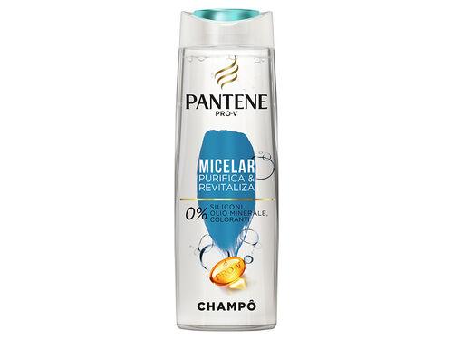 CHAMPÔ PANTENE MICELAR 400ML image number 0