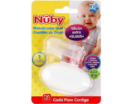 ESCOVA DENTES NUBY image number 0