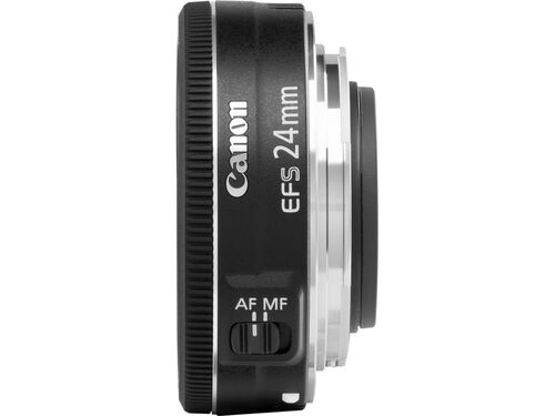 OBJECTIVA CANON EF-S 24MMF/2.8 STM 9522B005AA image number 4