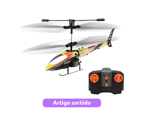 MINI COPTER R/C ONE TWO FUN 16CM image number 3