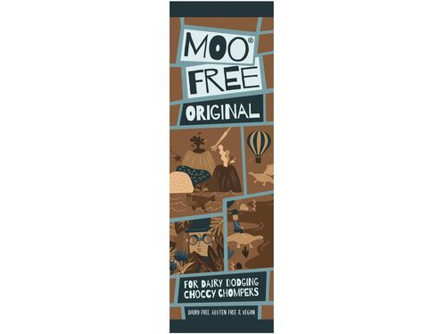 CHOCOLATE MOO FREE MINI ORIGINAL SEM LACTOSE 20G image number 0