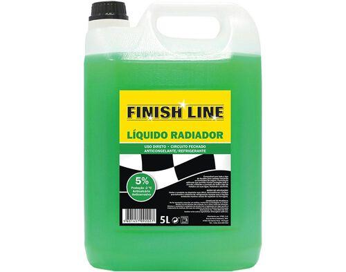 LIQUIDO RADIADOR FINISH LINE 5L image number 0