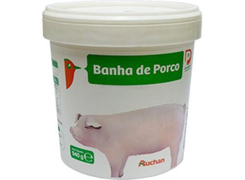BANHA AUCHAN DE PORCO 940G image number 0