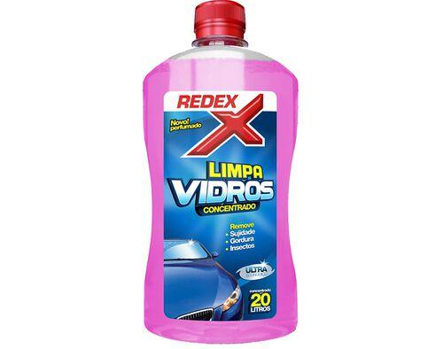 LIMPA VIDROS CONC. REDEX ROSA 500 ML image number 0