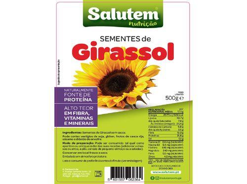 SEMENTES SALUTEM GIRASSOL 500G image number 1