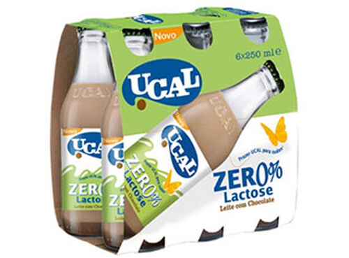 LEITE UCAL C/CHOCOLATE 0%LACTOSE 6X250 ML image number 0
