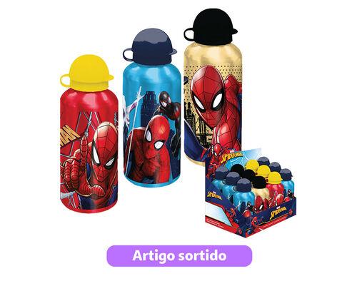 CANTIL ALUMINIO SPIDER-MAN 500ML image number 0