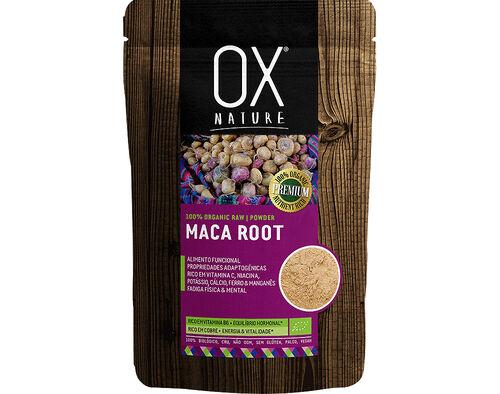 MACA OX NATURE EM PO BIO 100 G image number 0