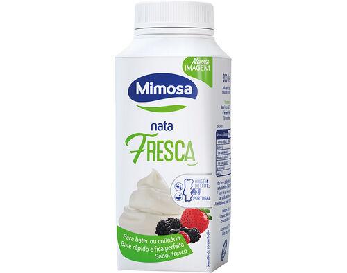 NATAS FRESCAS MIMOSA 200 ML image number 0