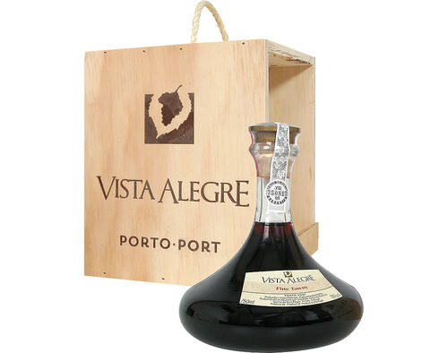 VINHO VISTA ALEGRE PORTO FINE TAWNY DECANTER 0.75L image number 0