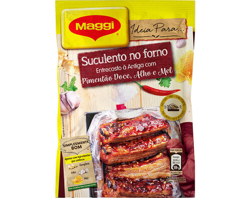 DIRECTO AO FORNO MAGGI ENTRECOSTO 30G image number 0