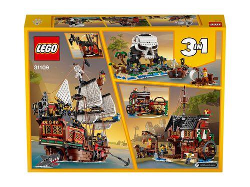 BARCO PIRATA LEGO CREATOR image number 6