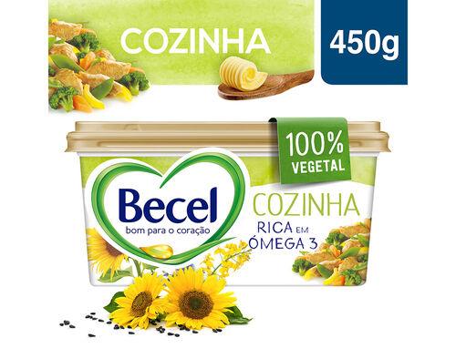 CREME VEGETAL BECEL CULINARIA 450 G image number 0