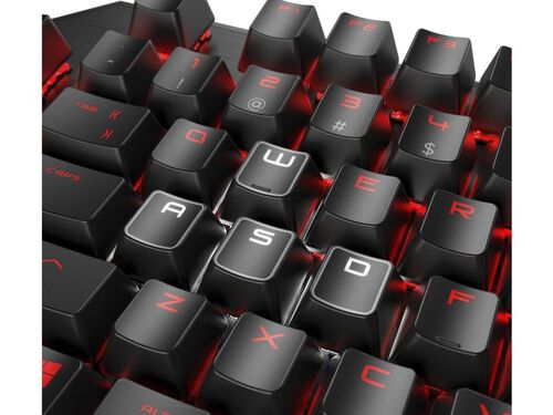 TECLADO GAMING HP OMEN SEQUENCER MECÂNICO image number 1